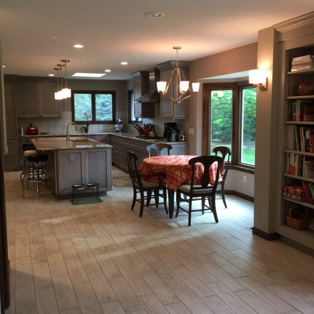 Kitchen Utility Room Renovation In Claygate: Kitchen & Laundry Remodel